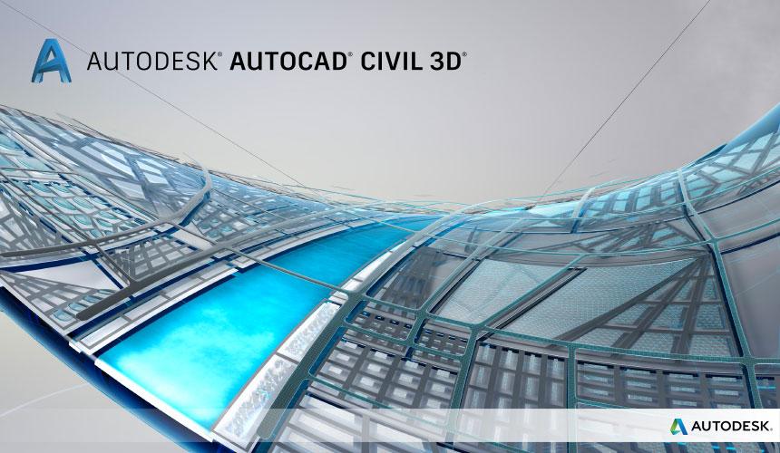 آشنایی با نرم افزار Civil3D